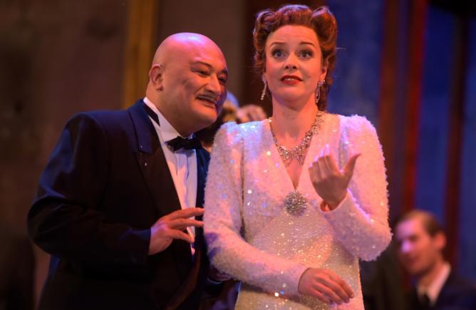 La Traviata, (Yvan Rebeyrol / Eléonore Marguerre) Opéra de Tours 2015