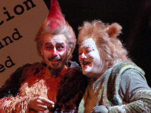 Bardolfo (Yvan Rebeyrol / Andréa Porta) dans Falstaff (2011)